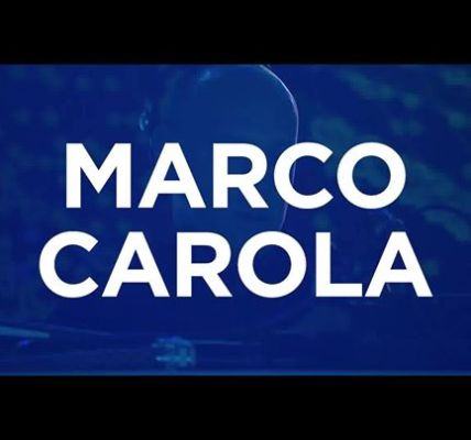 Saturday Night Steel Yard Headliner - Marco Carola