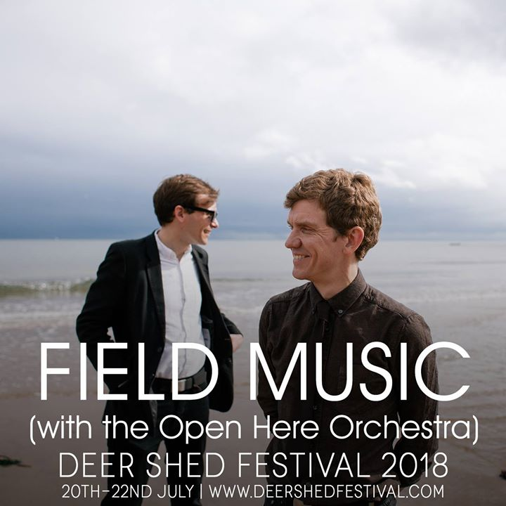 Field Music are returning to Baldersby Park as Sunday afternoon headliners. And ...