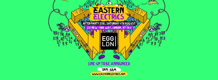 Eastern Electrics Official Afterparty