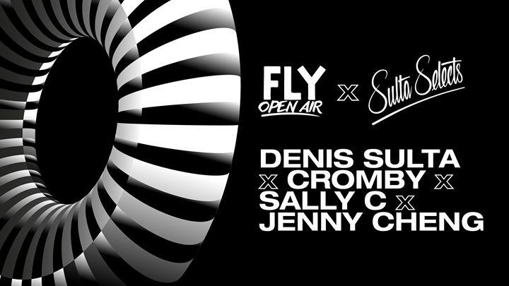 Denis Sulta x Cromby x Sally C x Jenny Cheng
