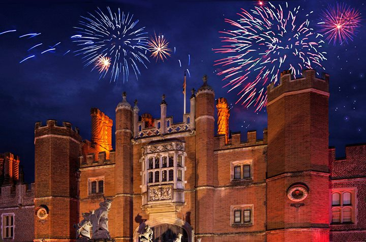 Against the backdrop of the Tudor courtyard, the internationally acclaimed Royal...