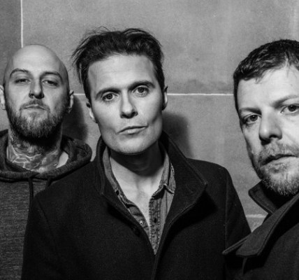 Hebridean Celtic Festival added a new photo — with The Fratellis at Hebridean Ce...