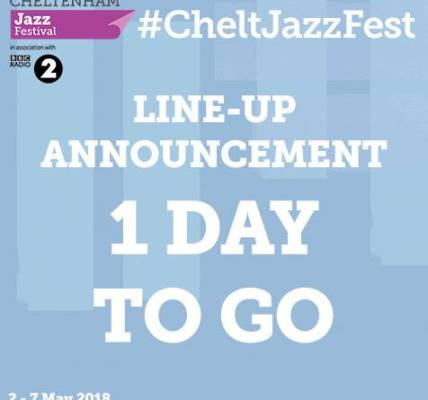 Jazz Festival Announcement 1 Day To Go