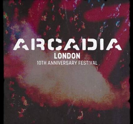 Arcadia London - 10th Anniversary Festival
