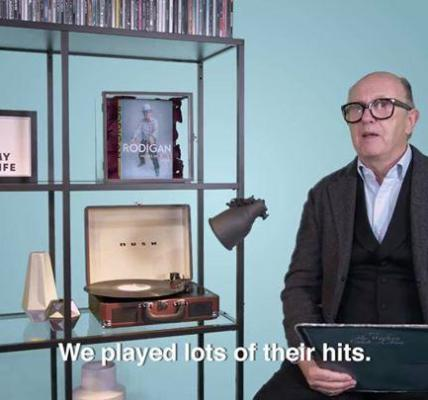 Ever wondered what records changed David 'Ram Jam' Rodigan's life? Check it out ...