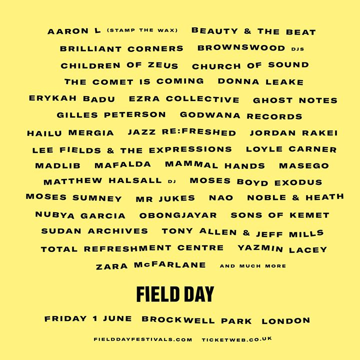This is Field Day 2018. ...