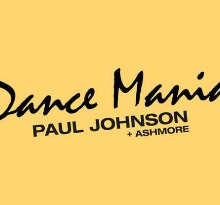 FLY: Dancemania w/ Paul Johnson