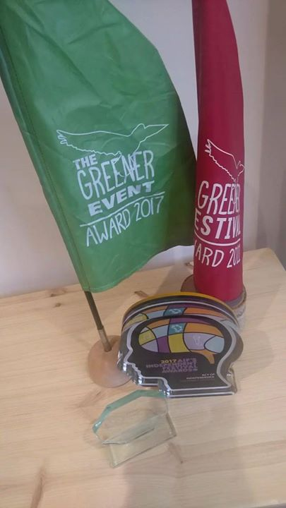 A Greener Festival ⭐⭐⭐ Award