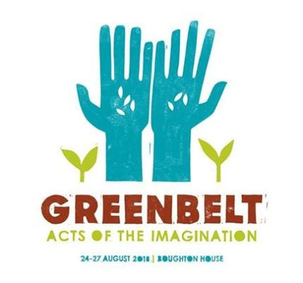 First line-up news: Greenbelt Festival 2018 : Acts of the Imagination 24-27th August, Boughton House - Kettering