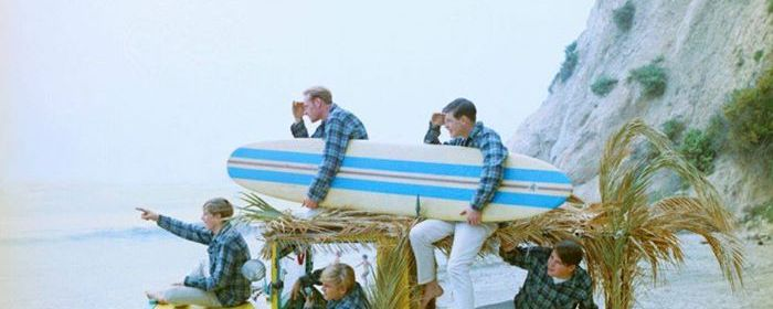 The Beach Boys will take to the stage of Hampton Court on Friday 15th and Satur...