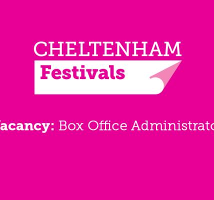 Box Office Administrator - Cheltenham Festivals