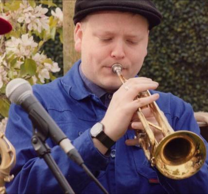 Kansas Smitty's House Band 'Take me Home' - The Henry Westons Sessions, Cheltenham Jazz Festival