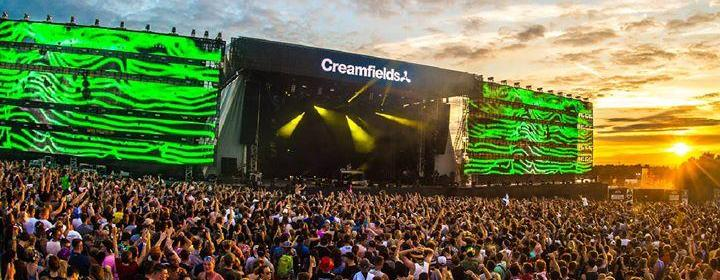 #Creamfields2018 is out hottest selling Creamfields yet! All 3 and 4 day campin...
