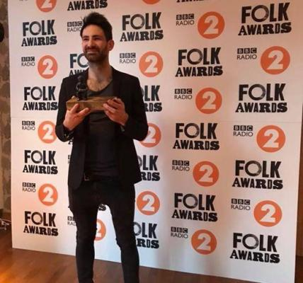Well done to Mohsen from Talisk for winning the 2018 Musician of the Year Award ...
