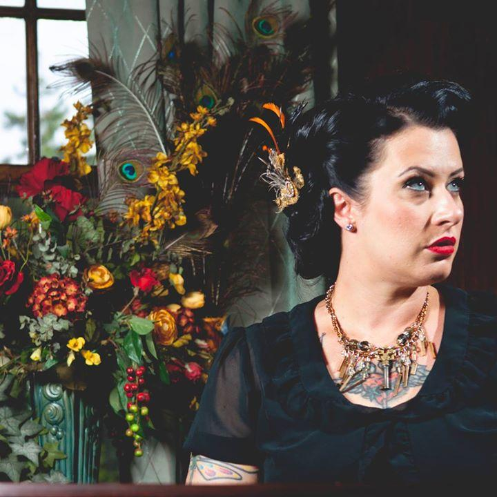 The resplendent Davina and The Vagabonds return for just TWO nights at the 2018 ...