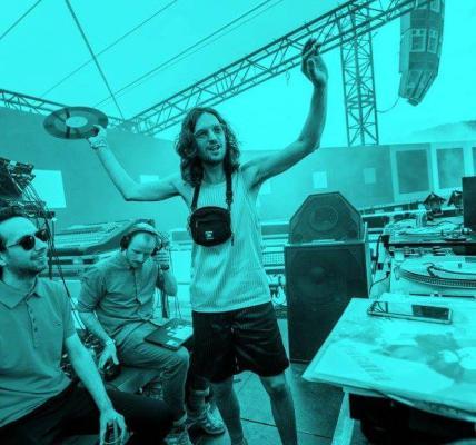 FLY presents Dekmantel Soundsystem