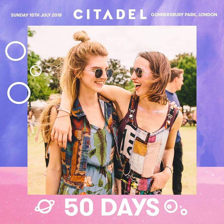 50 Days To Go #Citadel18