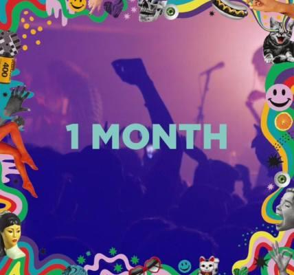 1 month until D2D 2018