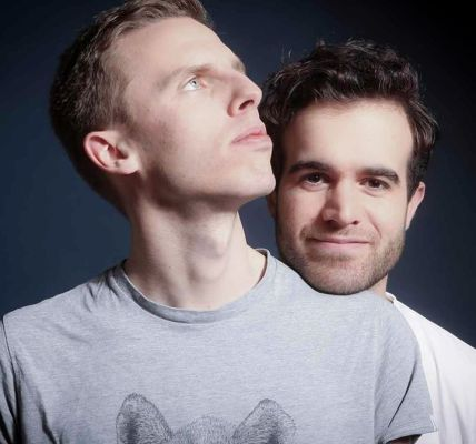 In many ways the perfect Greenbelt act, @harrynchris have become firm favourites...