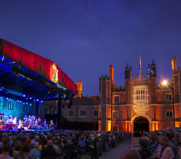 Where To Stay | Hampton Court Palace Festival