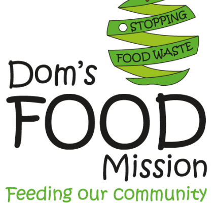 We are delighted to announce that Dom's FOOD mission is our chosen Charity partn...