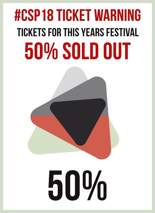 CSP18 50%  SOLD OUT!