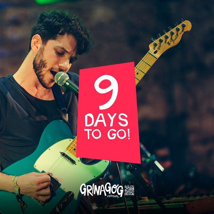 9 DAYS TO GO!...