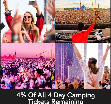 Only 4% of all 4 day options for  #Creamfields21 are left… secure yours today fo...