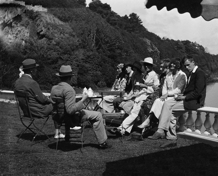 On Good Friday 1926, Sir Clough Williams-Ellis opened Portmeirion to the public....