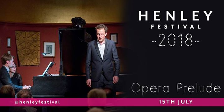Sunday 15th July, getting us in the operatic spirit for the final evening of  #H...