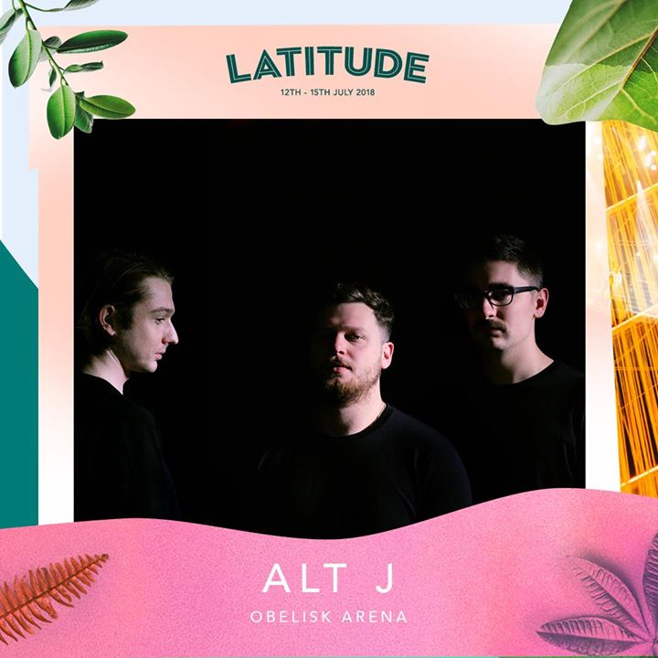 In case you missed it....your Sunday Latitude Festival headliners alt-J made us ...