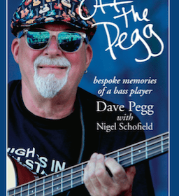 Peggy's NEW autobiography will be on sale at Croppers folks. He'll be signing co...