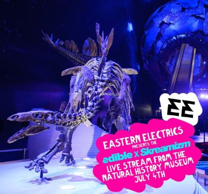 Rave in the Natural History Museum with Skream & Eats Everything?