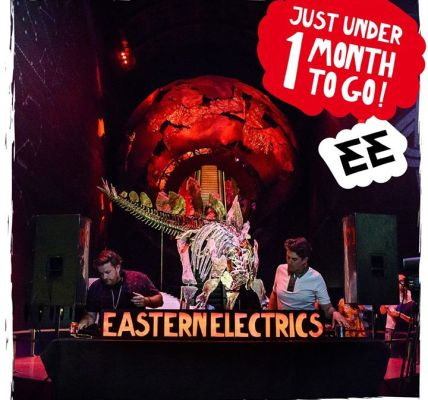What a week, and just under 1 month to go until Eastern Electrics. Roll on Augus...