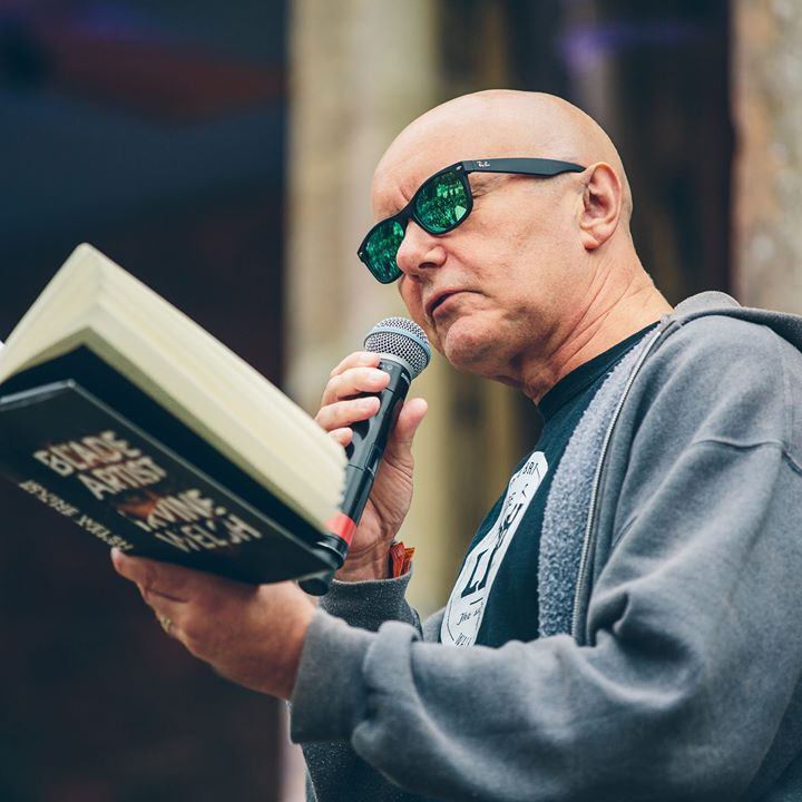 Irvine Welsh | The Central Piazza | Festival No.6 2016...