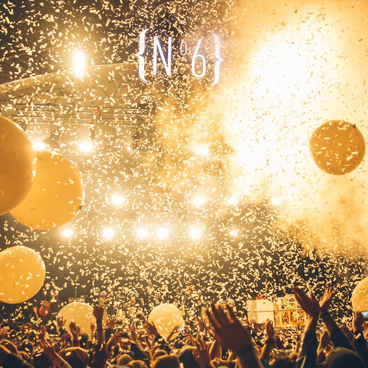 Six week to go until the final edition of Festival No.6 for now......