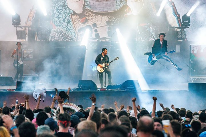 Manics, Circa Waves, Kurupt FM and HUGE night with The Libertines... here's Y No...