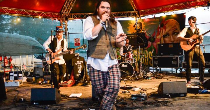 The Sweetchunks Band – your new favourite festival experience