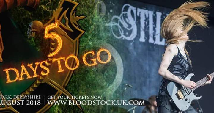 Bloodstock 2018 Preview