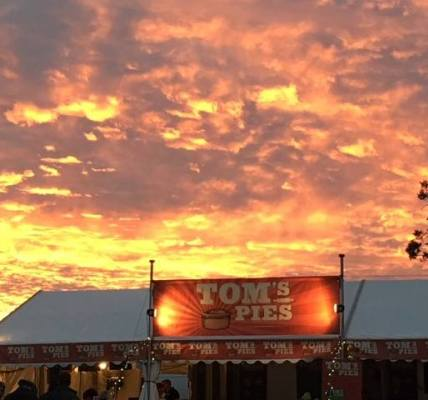 Who had the best Sunset? Do send us your pictures!