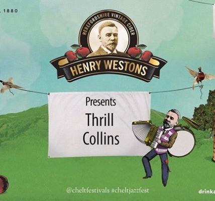 Thrill Collins at the Henry Westons Sessions
