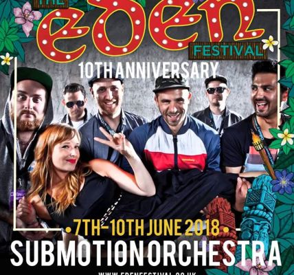 Submotion Orchestra are returning for Eden Festivals 10th Anniversary to perform...