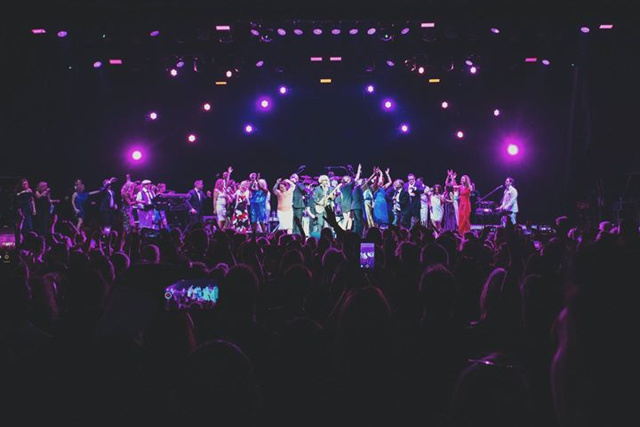 What better  #FridayFeeling than getting up on stage with Nile Rodgers & CHIC! A...