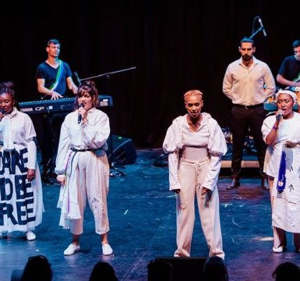 A hip-hop musical telling the story of Emmeline Pankhurst and the fight for vote...