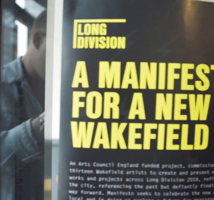 Long Division 2018: A Manifesto For A New Wakefield