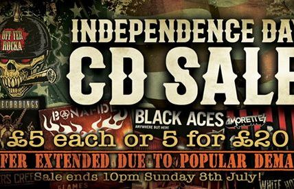 *INDEPENDENT MUSIC SALE EXTENDED*...