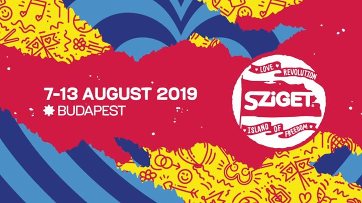 Sziget Festival 2019 // Official Event | Festival Flyer