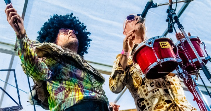 The Funking Barstewards – Hastings Fish and Wine Festival 2018