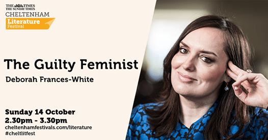 Ever felt like you should be better at feminism? Join comedian Deborah Frances-W...