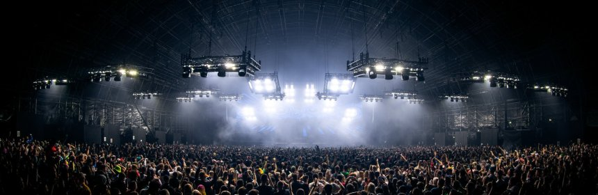 #SteelYard at Creamfields. Who's joining us in December?